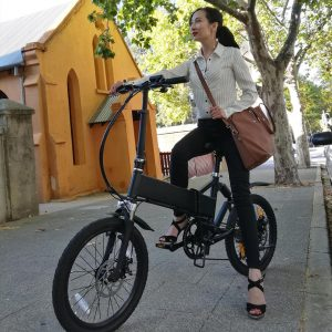 ZooMee electric bicycles